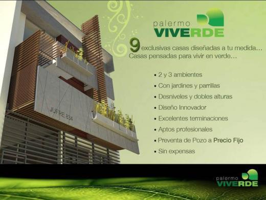 Plus Develop, Venta de Ph en    Palermo