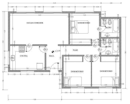 constructor, Venta de Casa en Manzanares   Pilar