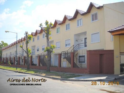 Venta de Duplex 3 ambientes en Vicente López Munro
