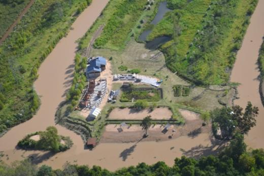 Aires del Norte Operaciones Inmobiliarias. Patricia M. Saco Matric. 5495 S.I., Venta de Lote en Delta   Tigre
