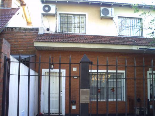 Venta de Duplex 4 ambientes en Vicente López Munro