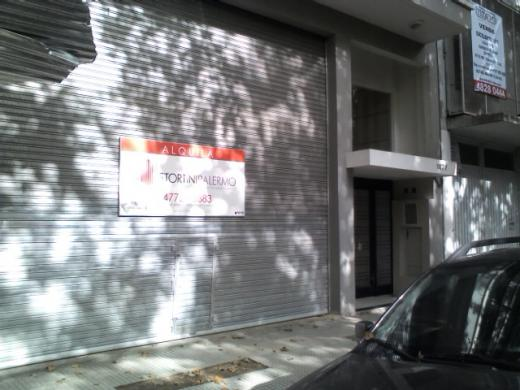 Alquiler de Local Más de 100 mts. en Palermo