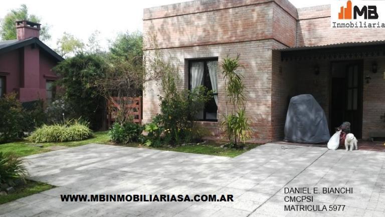 Venta de Casa 1 ambiente en Tigre Rincón de Milberg