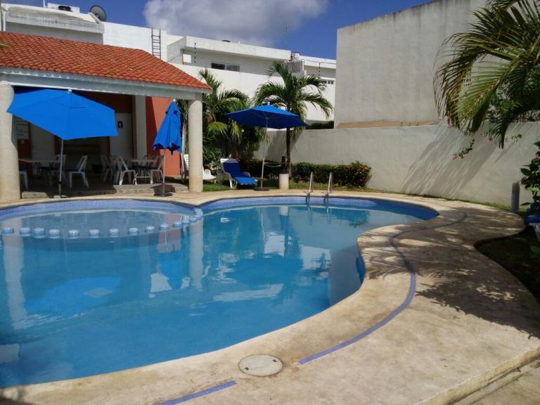 Alquiler de Casa 3 recamaras en Cancún Paraíso Villas