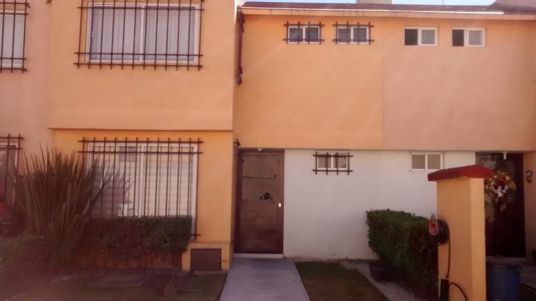 Venta de Casa estudio en San Mateo Atenco Barrio La Magdalena