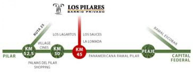 Group , Venta de Lote en Pilar   Pilar