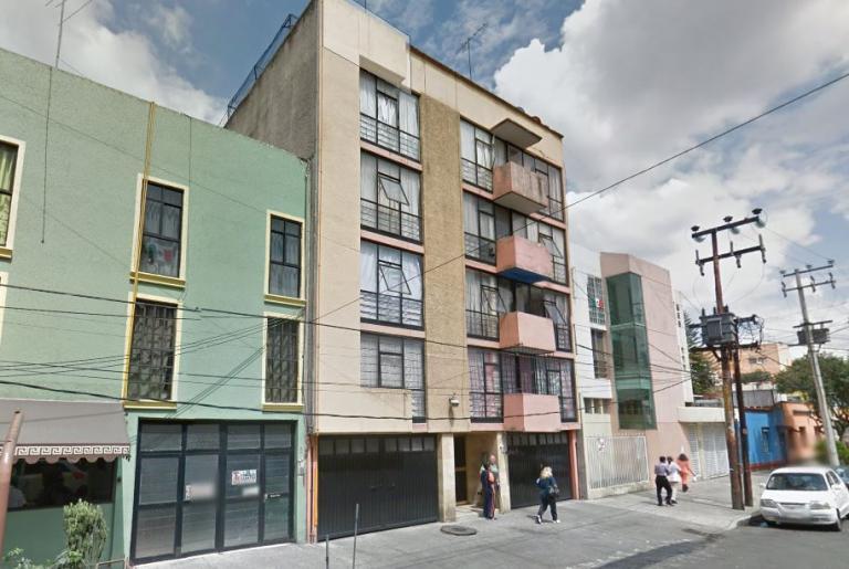 Venta de Departamento estudio en Benito Juárez Portales Sur
