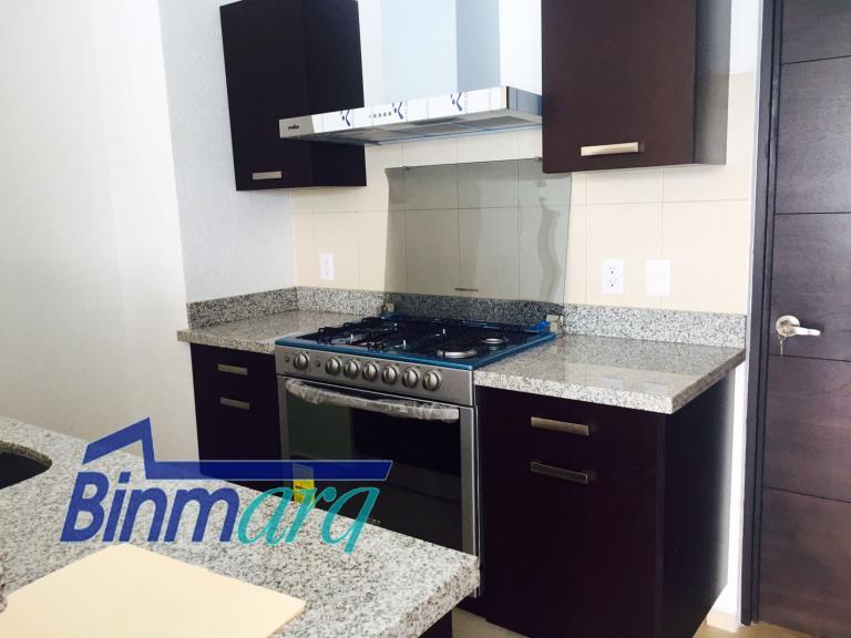 Binmarq Inmobiliaria, Renta de Departamento en Condominio Los Sauces II   Metepec Foto2
