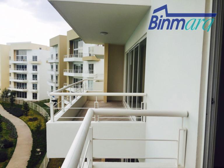 Binmarq Inmobiliaria, Renta de Departamento en Condominio Los Sauces II   Metepec Foto4