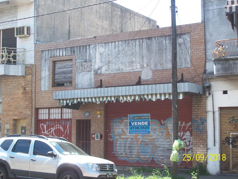 Venta de Loc. con vivienda Indistinto en General San Martín San Andres
