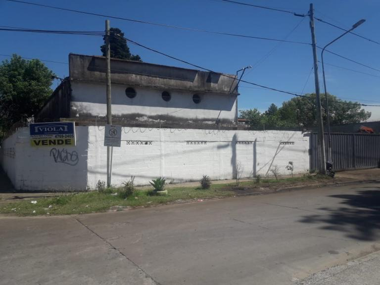 Venta de Galpón Más de 500 mts. en Tres De Febrero Pablo Podesta