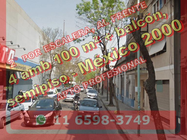 Venta de Ph 4 ambientes en San Cristobal