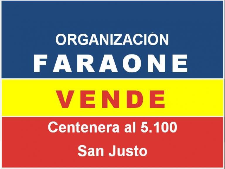 Venta de Duplex en San Justo   La Matanza