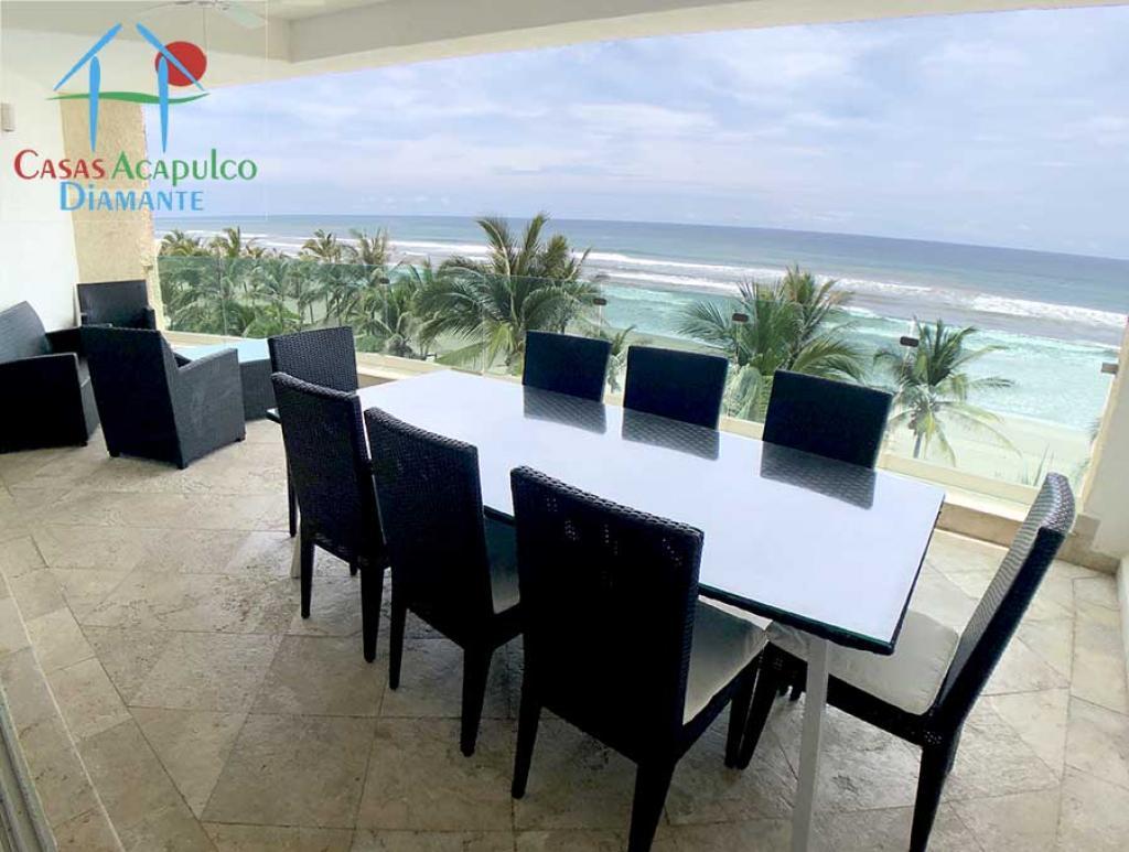 Alquiler de Departamento 5 o mas ambientes en Acapulco Alfredo V Bonfil