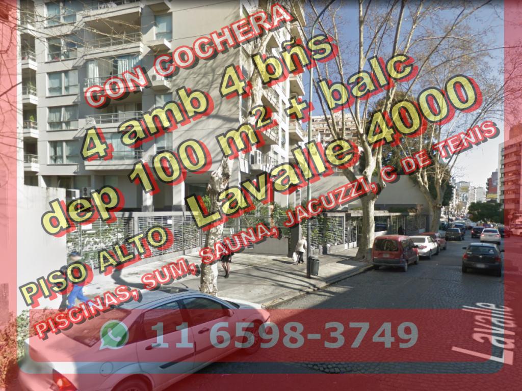 Venta de Departamento 4 ambientes en Villa Crespo