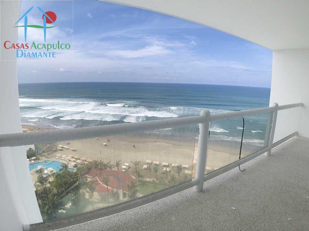 Venta de Departamento en Fraccionamiento Playa Diamante   Acapulco