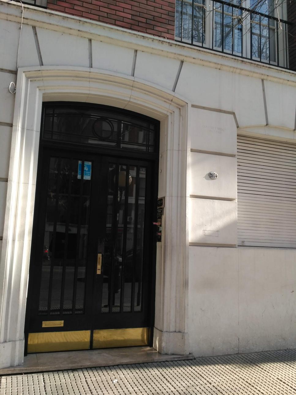 Alquiler de Departamento 2 ambientes en Belgrano