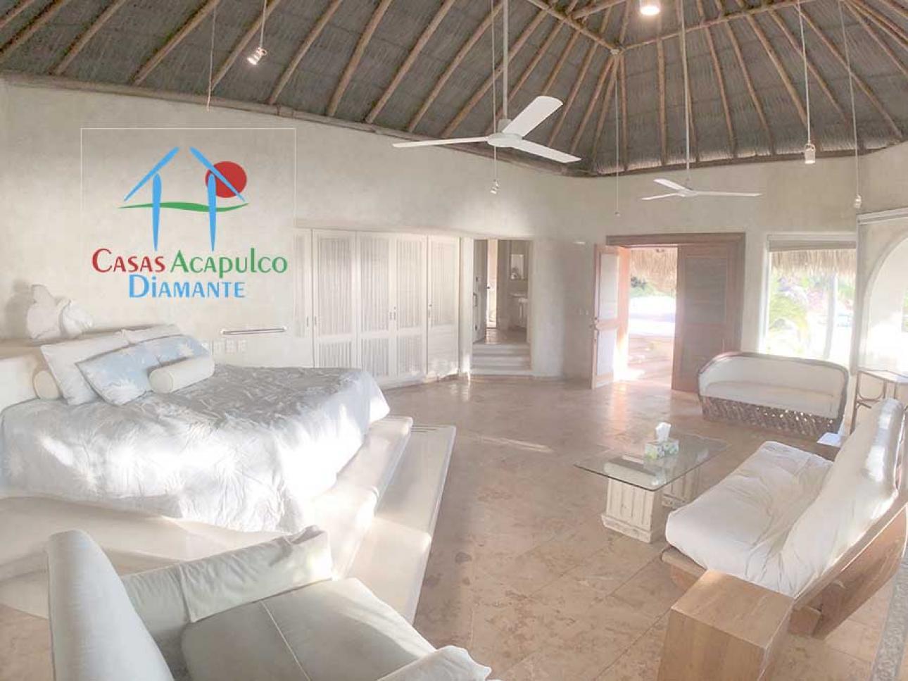 Casas Acapulco Diamante, Renta de Casa en Fraccionamiento Las Brisas 1   Acapulco