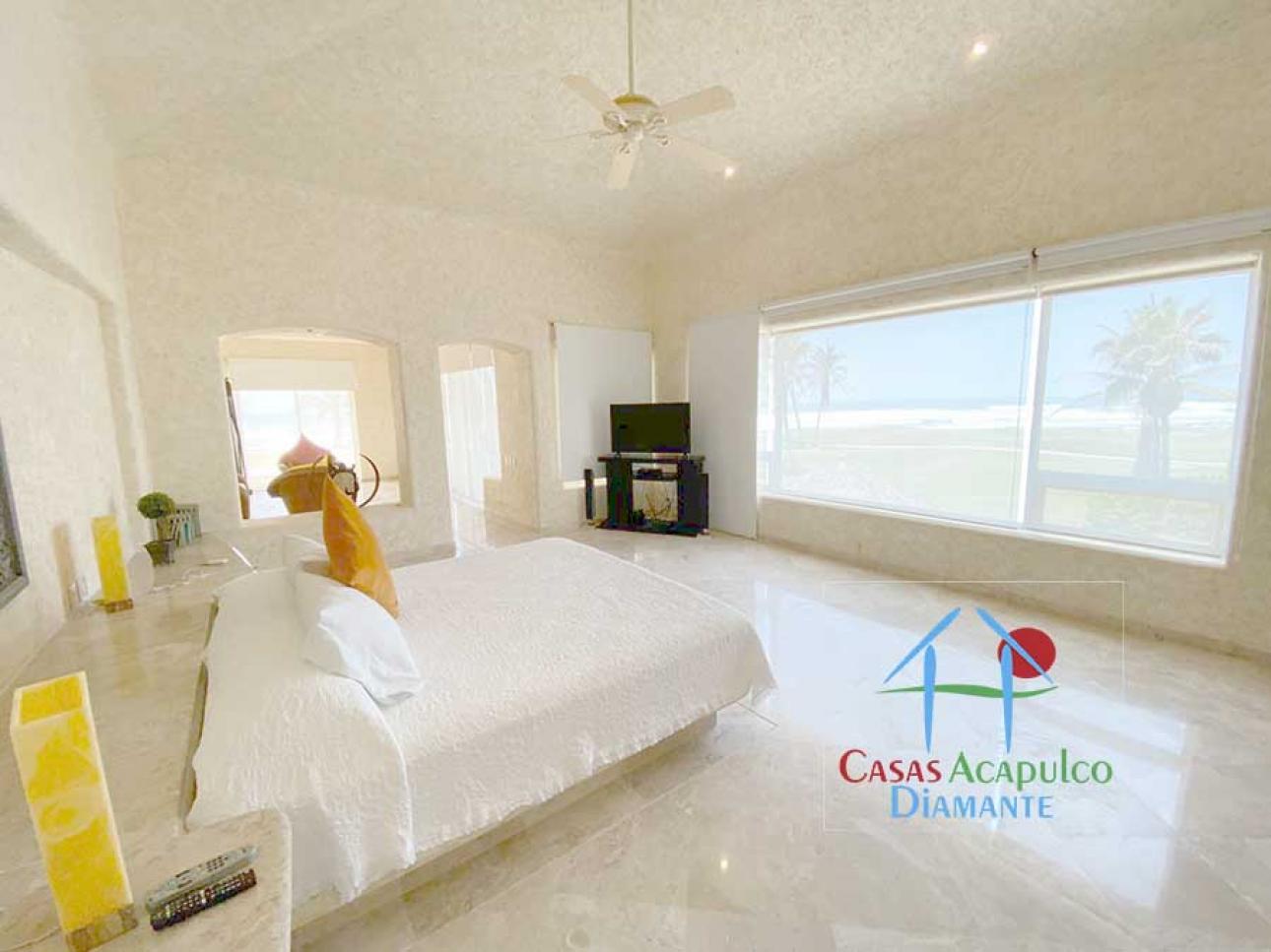 Casas Acapulco Diamante, Renta Vacacional de Casa en Club de golf 3 Vidas   Acapulco