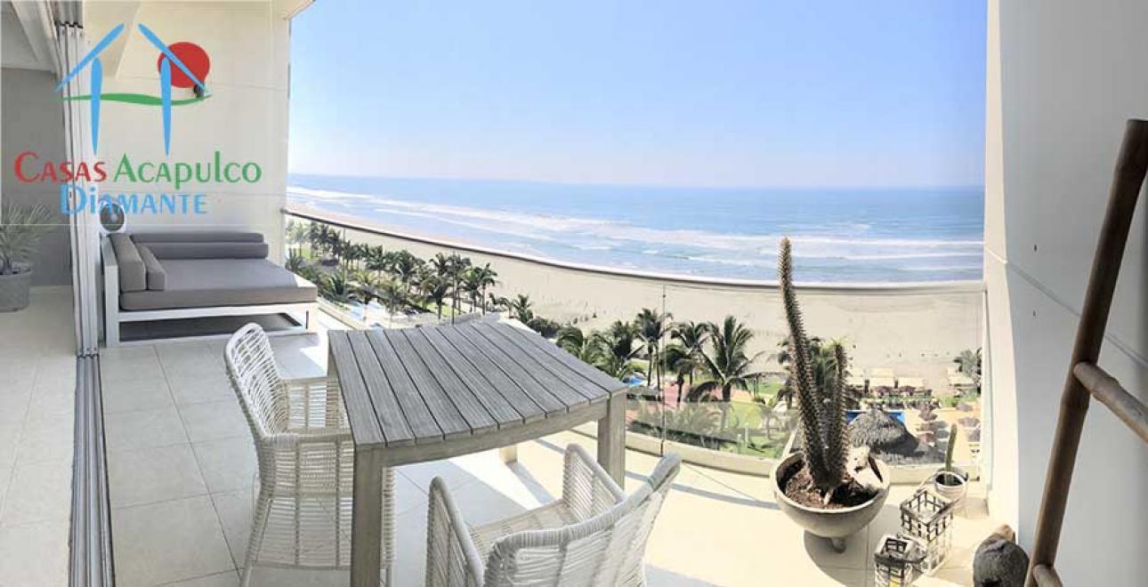 Alquiler Temporal de Departamento 4 o mas recamaras en Acapulco Alfredo V Bonfil