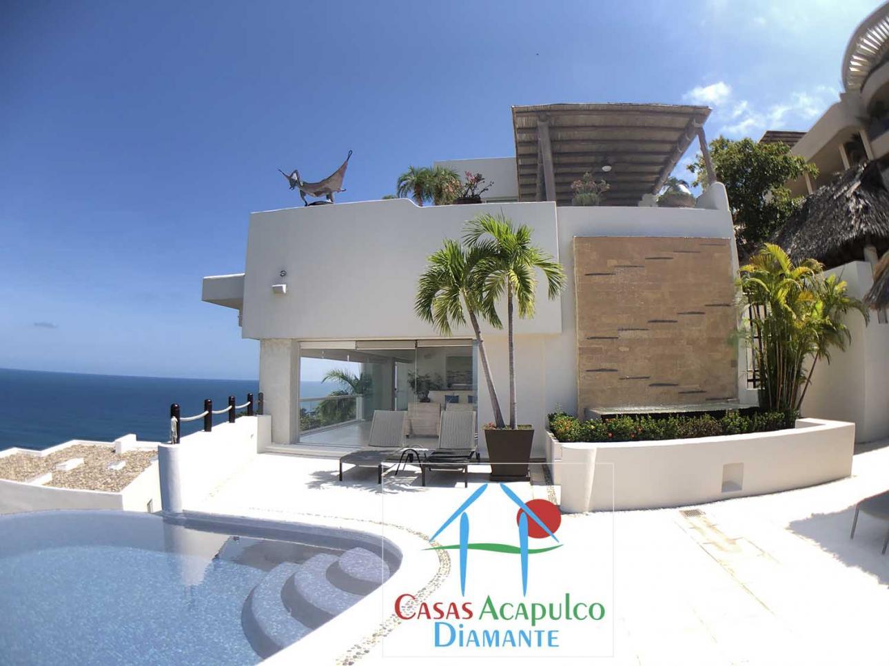 Alquiler de Departamento en Fraccionamiento Real Diamante   Acapulco