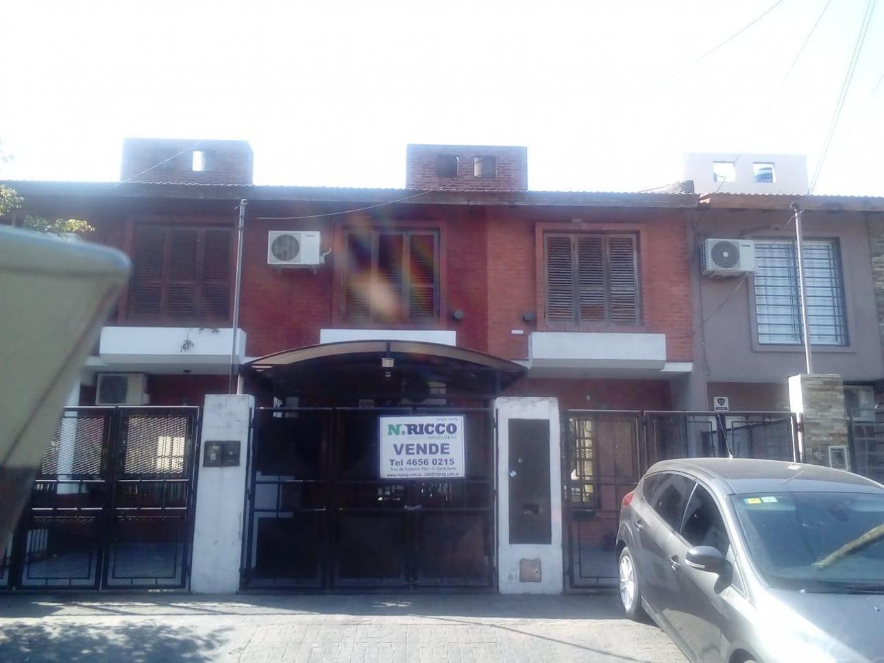 Venta de Duplex 3 ambientes en Morón Villa Sarmiento