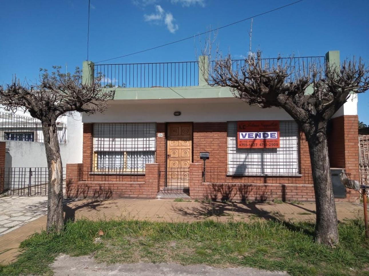 Venta de Casa 3 ambientes en General San Martín Villa Bonich