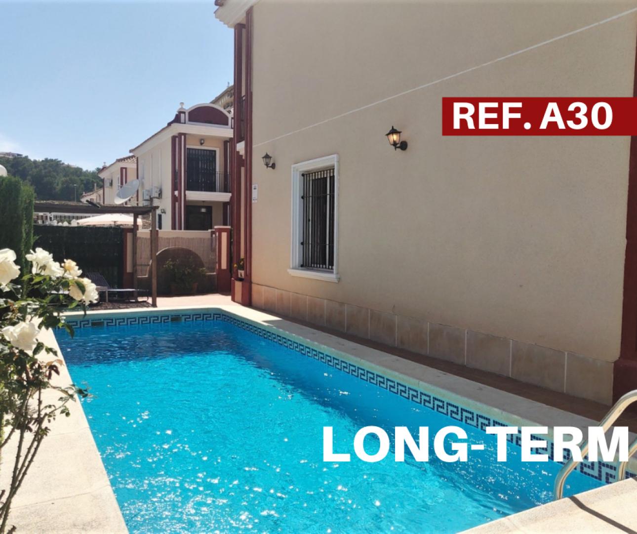 Alquiler de Casa 2 ambientes en Orihuela
