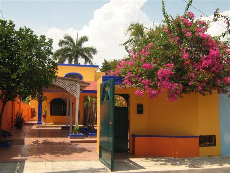 Alquiler de Casa 5 o mas ambientes en Mérida Merida Centro