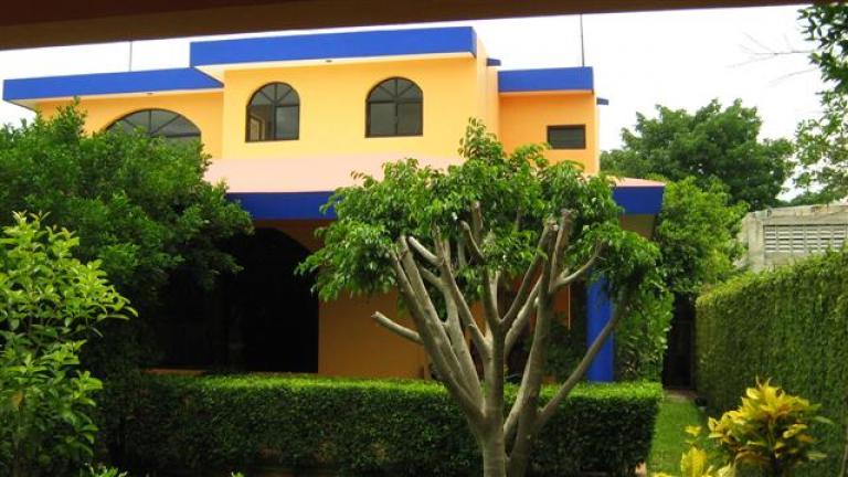 Alquiler de Casa 5 o mas ambientes en Mérida Pueblo Cholul