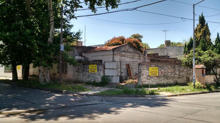 Venta de Lote De 200 a 300 mts. en General San Martín Villa Ballester
