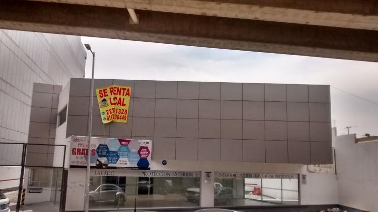 Alquiler de Local Más de 100 mts. en Puebla Colonia Nueva Antequera