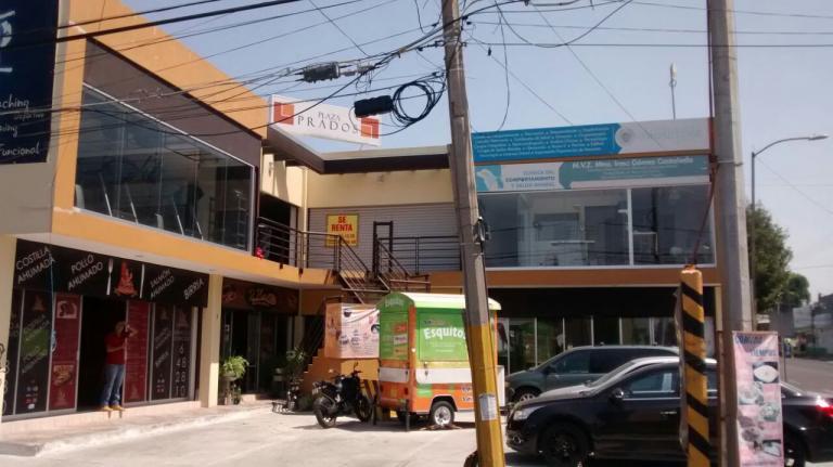 Alquiler de Local Entre 30 y 60 mts. en Puebla Colonia Reforma Agua Azul