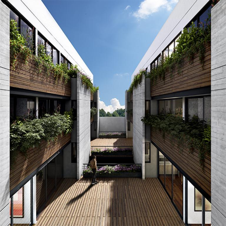 Preventa casas en condominio en san pedro de los pinos tuportalonline - Casa los pinos ...