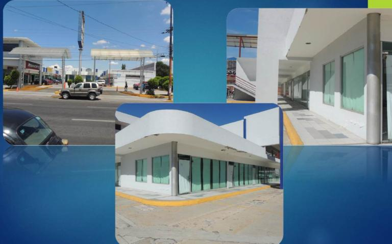 Alquiler de Local 60 a 100 mts. en Puebla Colonia Rancho Azcarate
