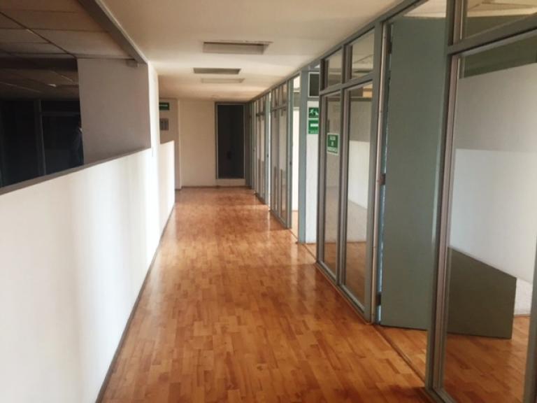 Alquiler de Oficina Más de 100 mts. en Miguel Hidalgo Anzures