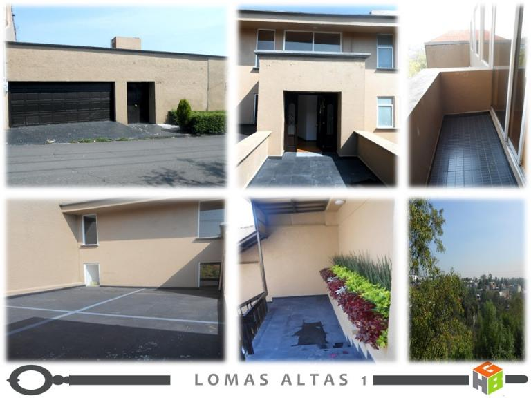 Venta de Casa 3 ambientes en Miguel Hidalgo Colonia Lomas de Chapultepec VIII Sección