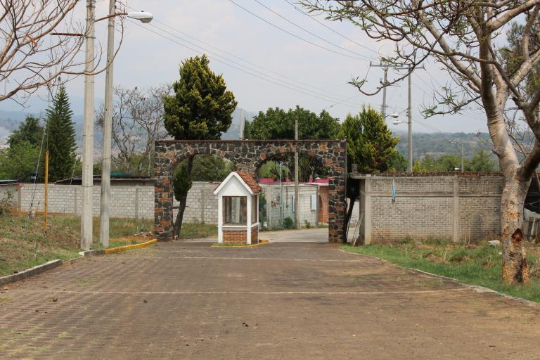 Venta de Lote Hasta 200 mts. en Atlatlahucan Barrio Santa Bárbara