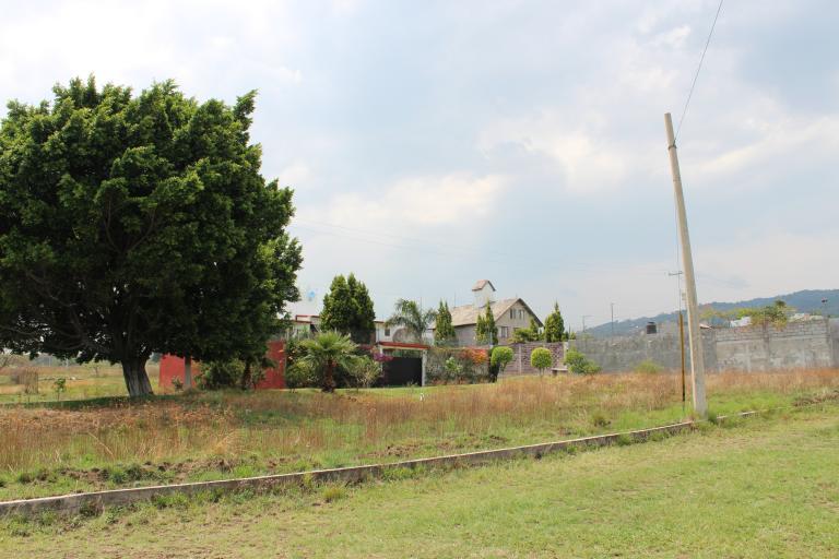 CONAIN,  de Lote en Barrio Santa Bárbara   Atlatlahucan