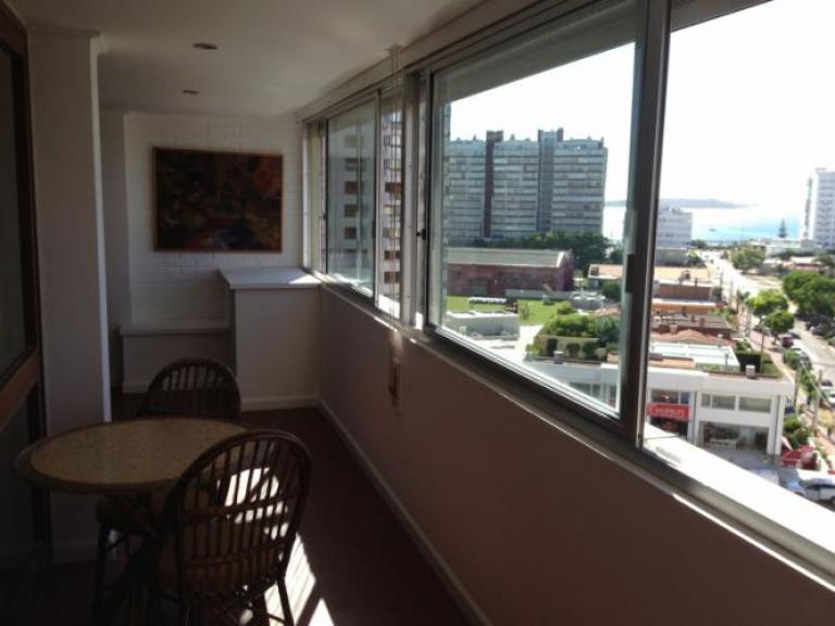 Alquiler Temporal de Departamento en   Punta Del Este