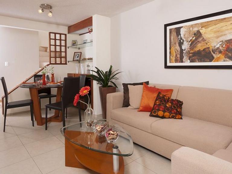 Nueva secci n de casas en los h roes tecamac tuportalonline for Casa moderna lecheria