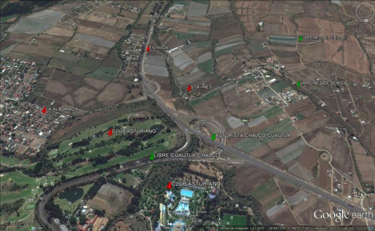 Propiedad en AtlatlahucanBarrio Santa Bárbara