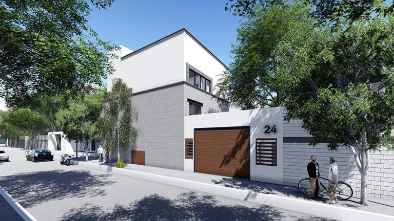 Venta de Casa estudio en Álvaro Obregón Colonia Florida