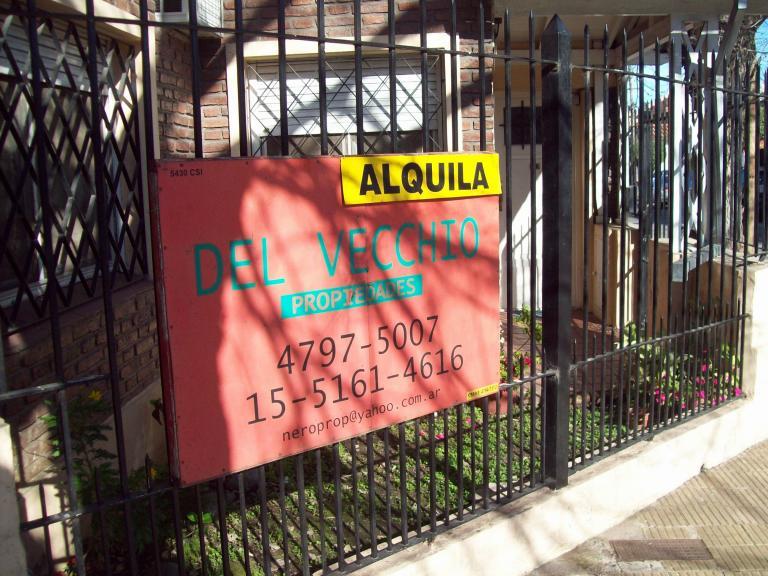 Alquiler de Casa 3 ambientes en Vicente López Olivos