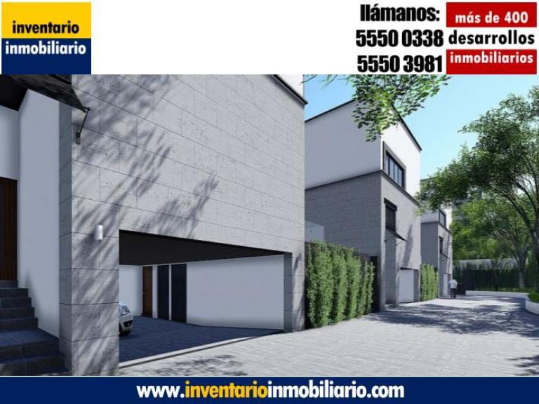 Inventario Inmobiliario,  de Casa en Colonia Florida   Álvaro Obregón