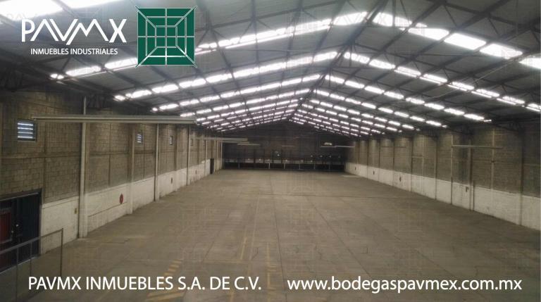 PAVMX INMUEBLES S.A. de C.V.,  de Galpón en Parque industrial Xhala   Cuautitlán Izcalli