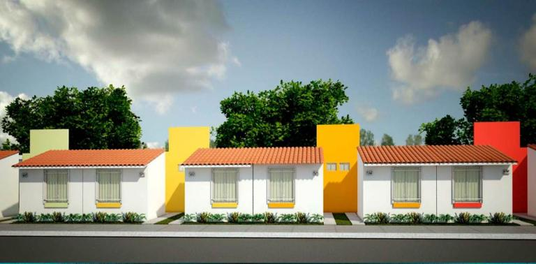 Venta de Casa 2 ambientes en Querétaro Equipamiento Parque Querétaro 2000