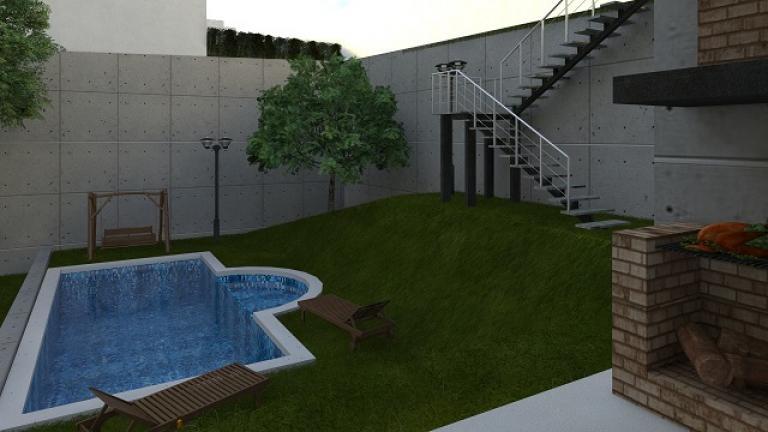 Venta de Casa 4 ambientes en Cuautitlán Izcalli Fraccionamiento Lago de Guadalupe