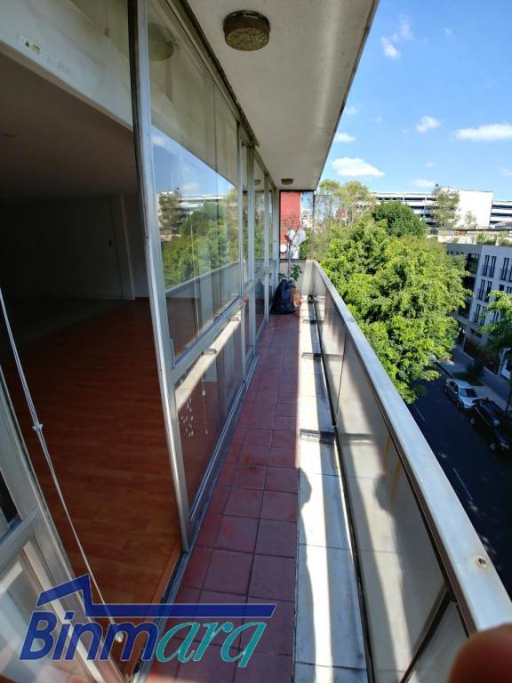 Alquiler de Departamento 2 ambientes en Cuauhtémoc Colonia Juárez