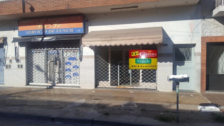 Alquiler de Local Hasta 30 mts. en Tres De Febrero Villa Bosch